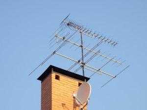 Услуга — установка эфирной антенны
