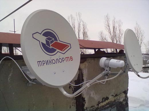 Триколор ТВ в Воронеже